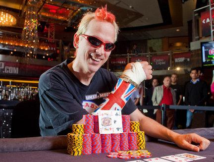 Laak wins WSOP