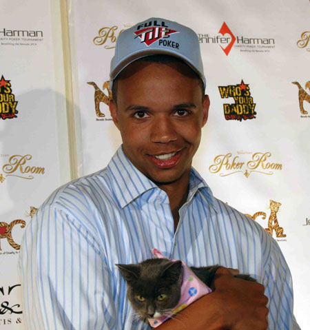 Phil Ivey Pussy Lover