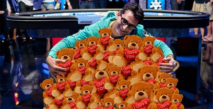 Antonio Loves Bears