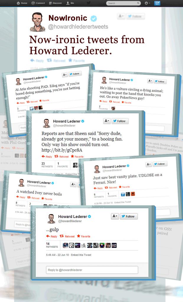 Funny Lederer tweets