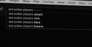 Google poker players
