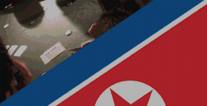 Open Face North Korean