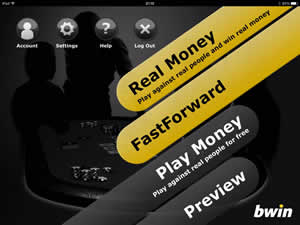Bwin Mobile Poker App