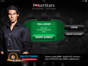 PokerStars Mobile Poker Review