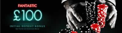 Bet365 Casino UK welcome bonus