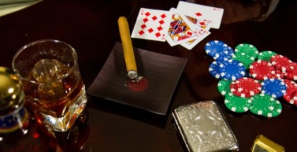 alcohol and gambling