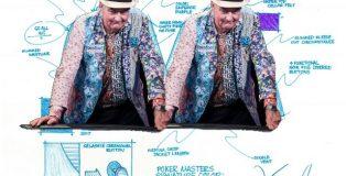 John Hesp Designs Poker Masters Jacket