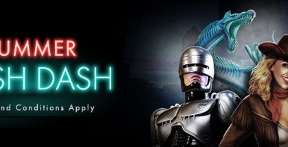 Bet365 Summer Cash Dash at the Bet365 Casino