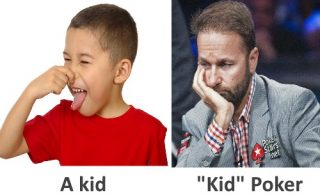 "Daniel Negreanu ""Kid Poker"" Fraud"