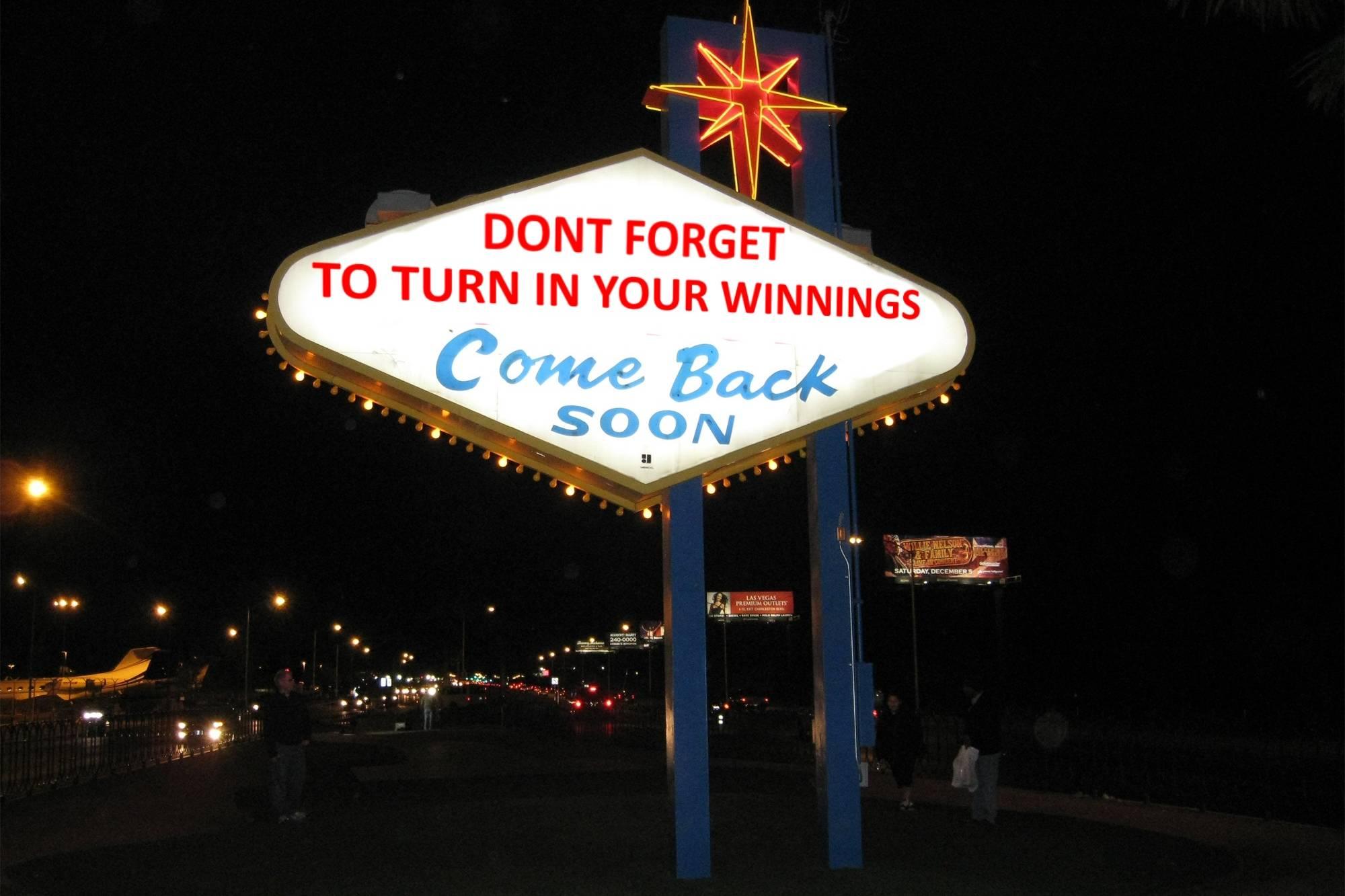 Casinos Mandating Losing