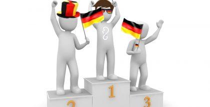 German poker players
