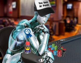 Libratus Poker Names Self Poker Bot of the Year