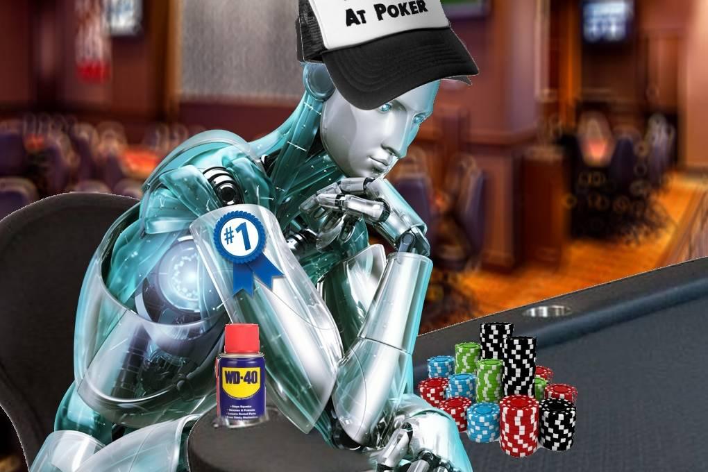 Libratus Poker Names Self Poker Bot of the Year