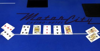 Bad Beat Jackpot at Motor City Casino, bad beat for rest of poker world