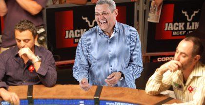 poker table talk breaking comedy ground