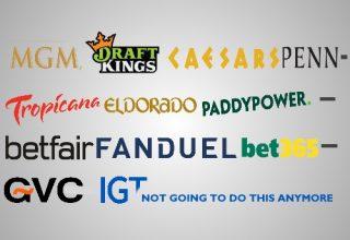 Gambling Company Mergers