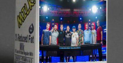 WSOP November Nine 2018