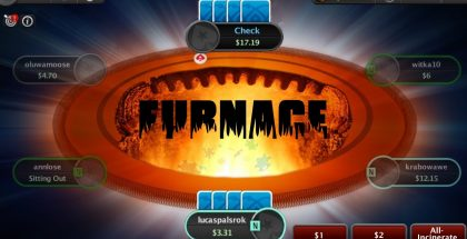 PokerStars Furnace