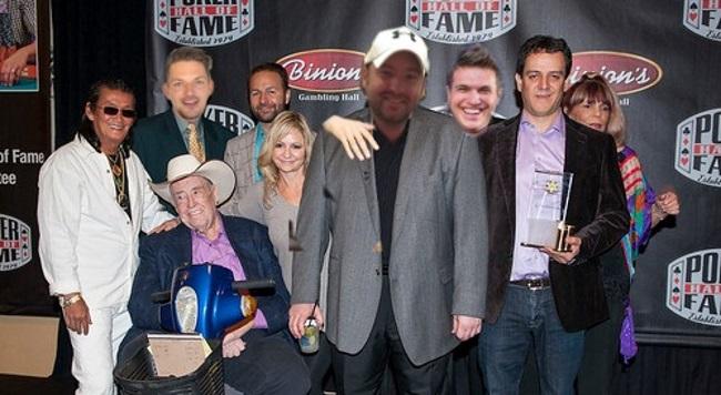 Mike Postle Poker Hall of Fame