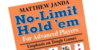 No Limit Hold'em for Advanced Players