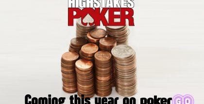 High Stakes Poker on PokerGo