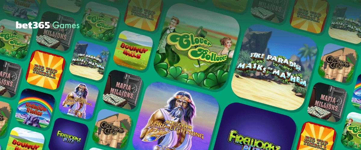 March and April 2020 Slots Giveaway At Bet365 Casino