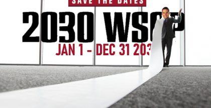 Jack Effel WSOP 2030
