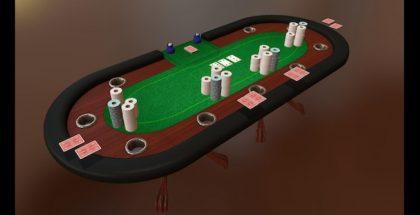 Poker for Toilet Paper