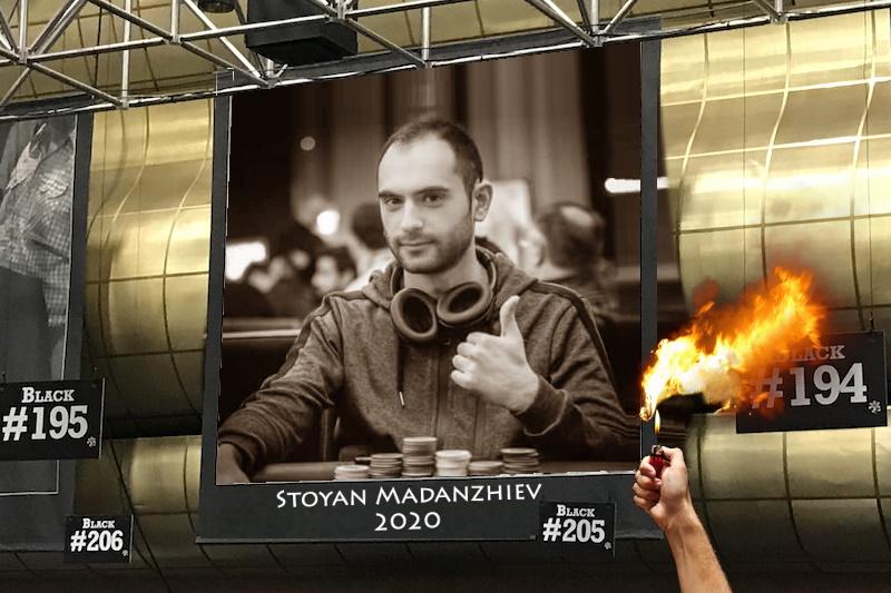 Stoyan Madanzhiev 2020 WSOP Revoked?