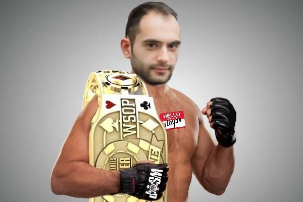 Stoyan Madanzhiev WSOP 2020