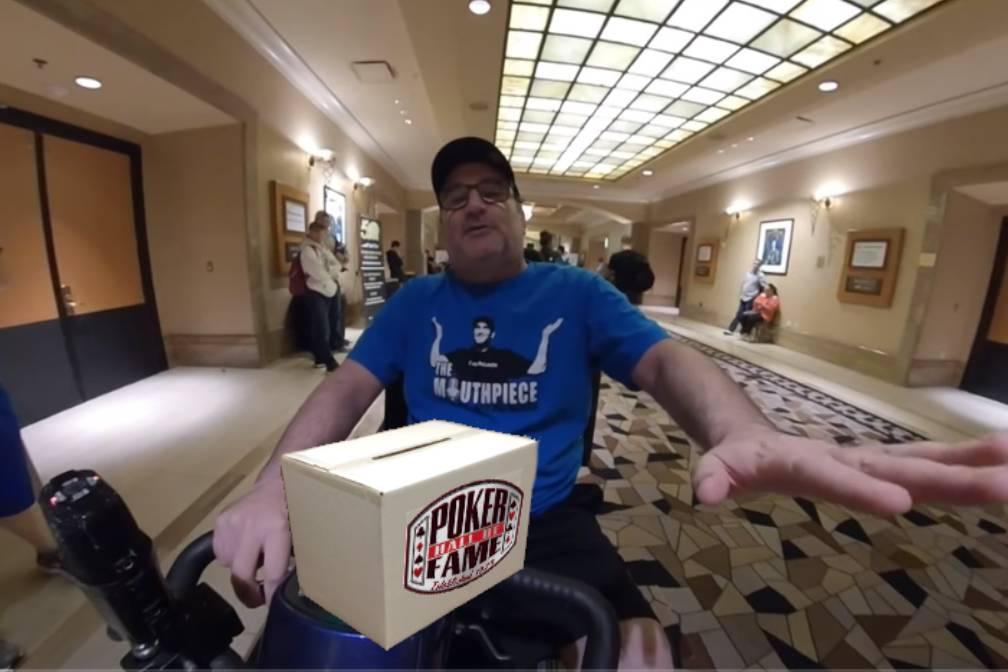 Mike Matusow voting