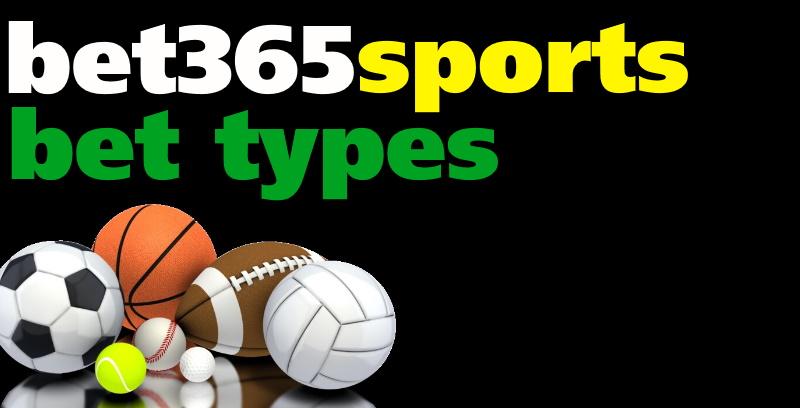 bet365 sports bet types2
