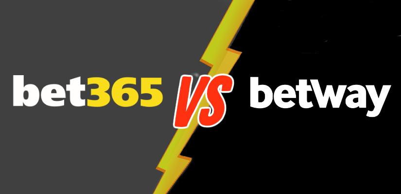 bet365 vs betway