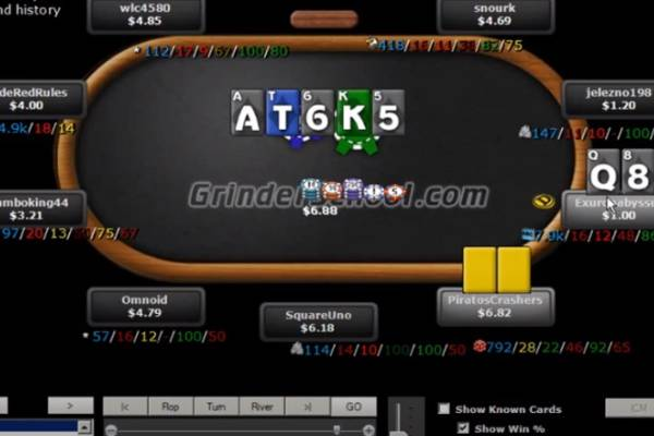CodeRed NLHE Poker Strategy