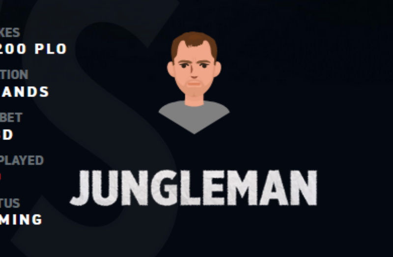 Jungleman vs Galfond