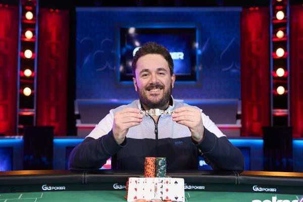 Anthony Zinno WSOP Bracelet