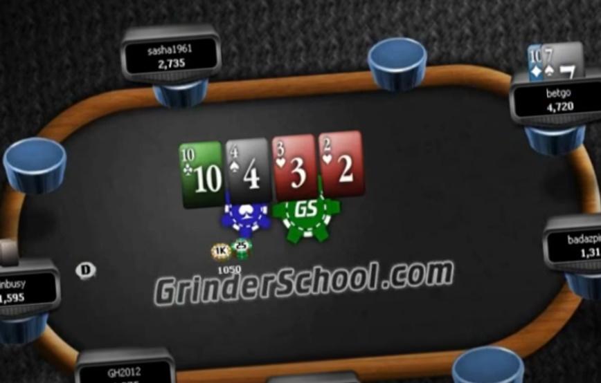 BetGo Poker Training Short