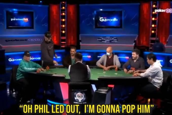 Phil Hellmuth 2021 WSOP rant
